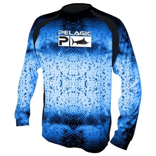 Camiseta de pesca PELAGIC VAPORTEK - Kids Talla 4T