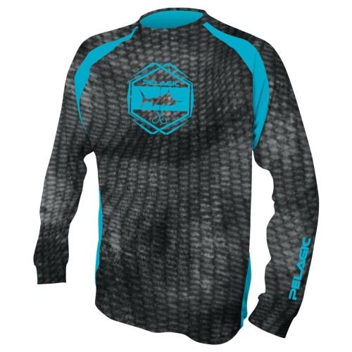 Camiseta de pesca PELAGIC VAPORTEK Talla S