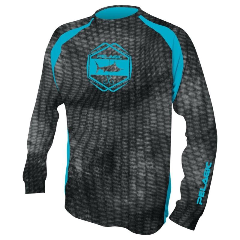 Camiseta de pesca PELAGIC VAPORTEK Talla M