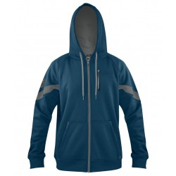 Sudadera de pesca Pelagic Pinnacle Zip Hoody Talla L