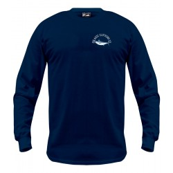 Camiseta de pesca PELAGIC MARLIN NATION LS Talla L