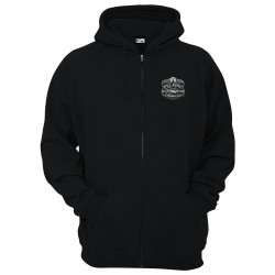 Sudadera de pesca Pelagic Pinnacle Zip Hoody Talla XL