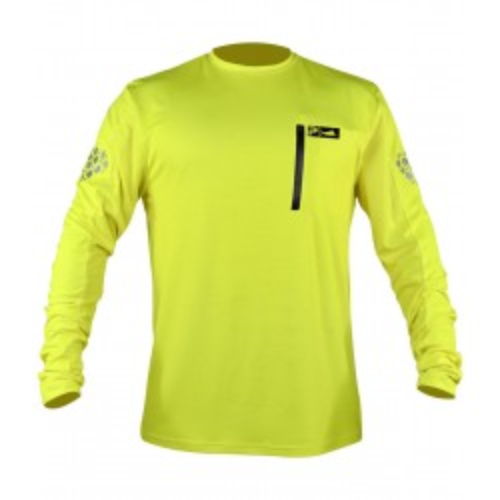 Camiseta de pesca PELAGIC AEROFLEX L/S TEK SHIRT Talla S
