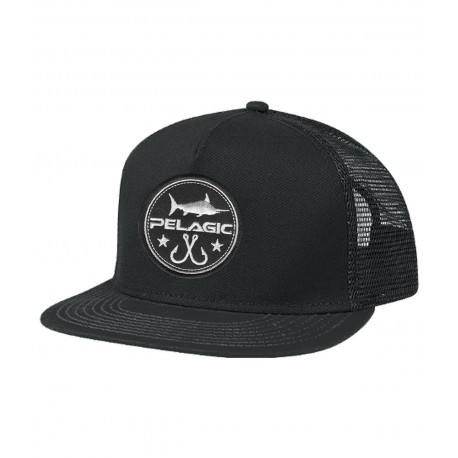 Gorro de pesca PELAGIC CIRCLE PATCH TRUCKER