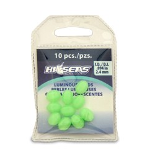 Perla luminosa pequeña 2.4mm