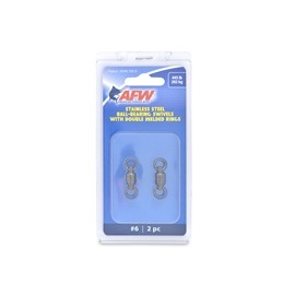 kit HI-SEAS AFW Mighty Mini Stainless Steel Swivels 96 Pc