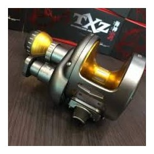 Carrete de pesca XZOGA TXZ TX S 31PG BLACK/RED
