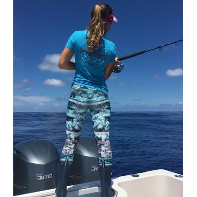 Leggings de pesca OCEANFLEX ACTIVE LEGGING Talla S