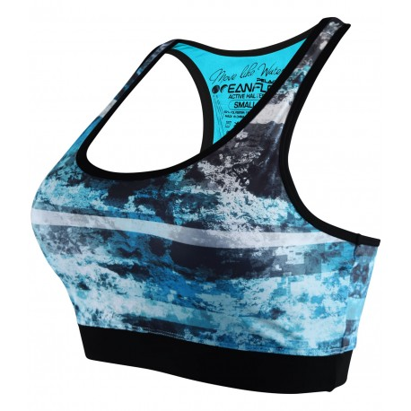 Camisa de pesca OCEANFLEX ACTIVE HALTER Talla XS