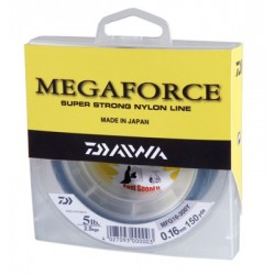Monofilamento DAIWA MEGAFORCE 0.20 mm