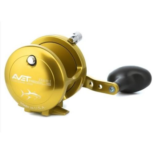 Carrete Avet Reels  JX 6.0 RH-GOLD