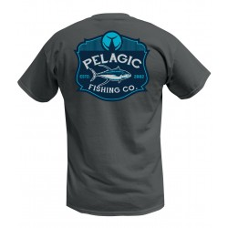 Camiseta de pesca PELAGIC ESTABLISHED LOGO TEE Talla XL