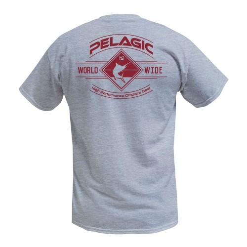 Camiseta de pesca PELAGIC GRANDER TEE Talla M