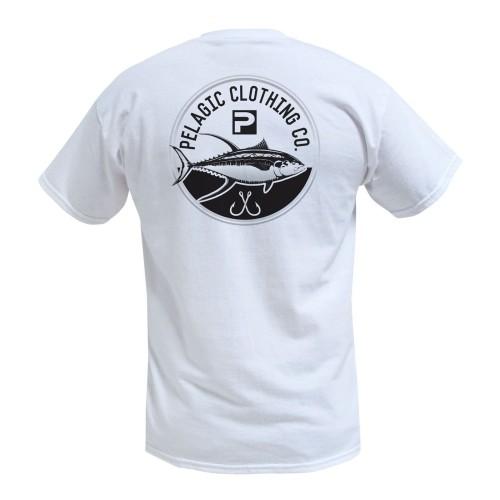 Camiseta de pesca PELAGIC TUNA LINE TEE Talla XL