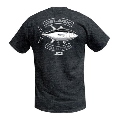 Camiseta de pesca PELAGIC TUNA PUB TEE Talla M