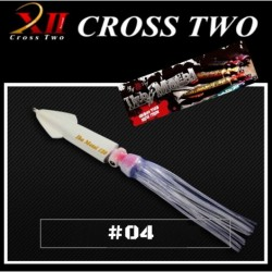 INCHIKU CROSS TWO SQUID SHAPE 120g ROSA