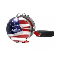 Carrete Avet Reels EXW 80/2 RH -PATRIOT