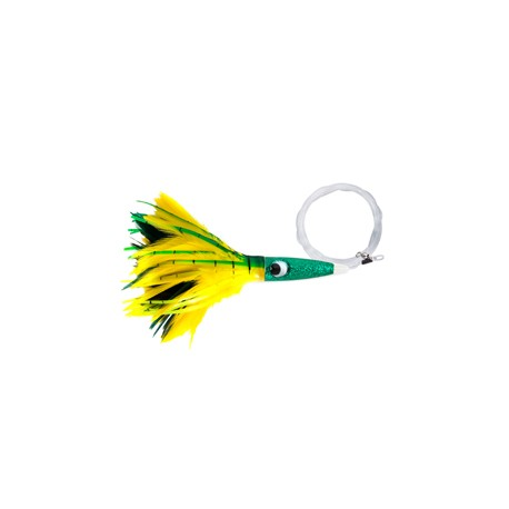 Señuelo C&H LURES Wahoo Whacker Feather