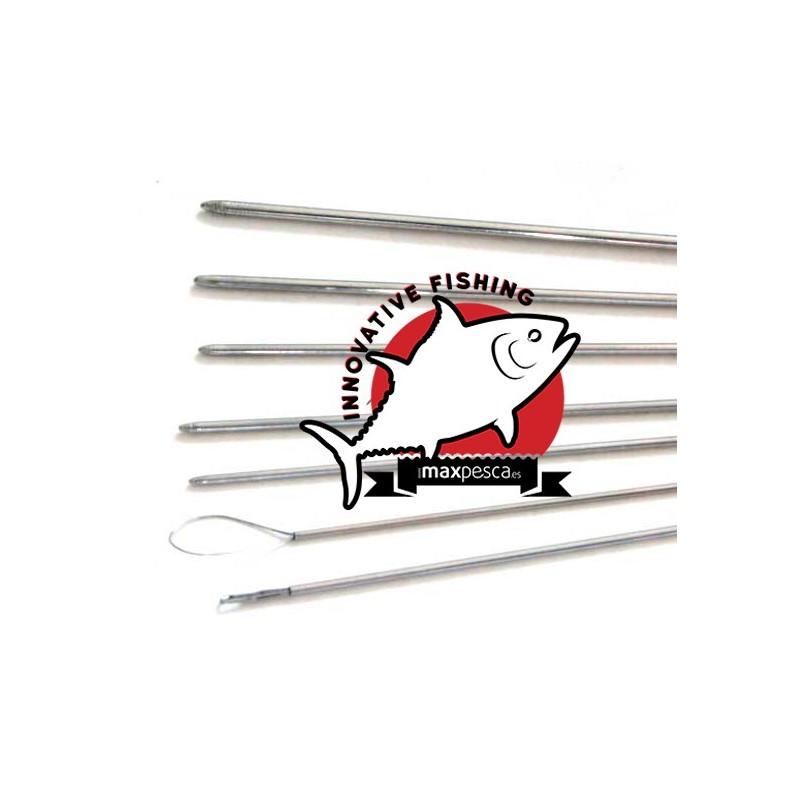 Kit de agujas para Trenzado Hueco Completo