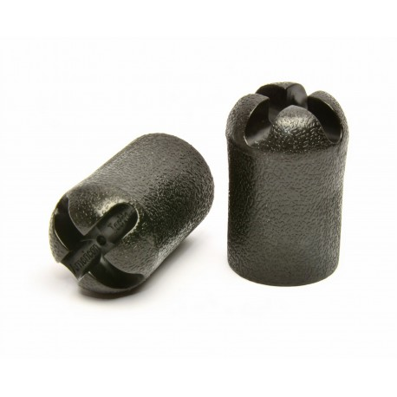 Cruceta AMERICAN TACKLE Rubber Gimbal Butt Caps