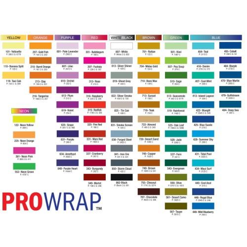 Hilo para anillar ProWrap color FAST BLACK