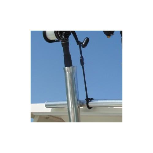Polea tangón doble anti-retroceso HAL-LOCK