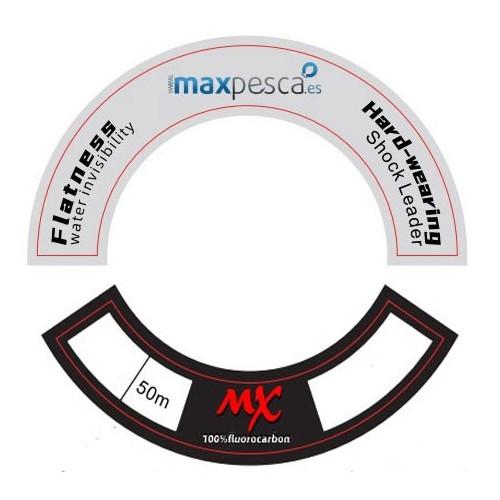 Fluorocarbono MX 0.42 MM - 20 LBS