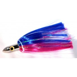THE ILANDER FLASHER blue and pink