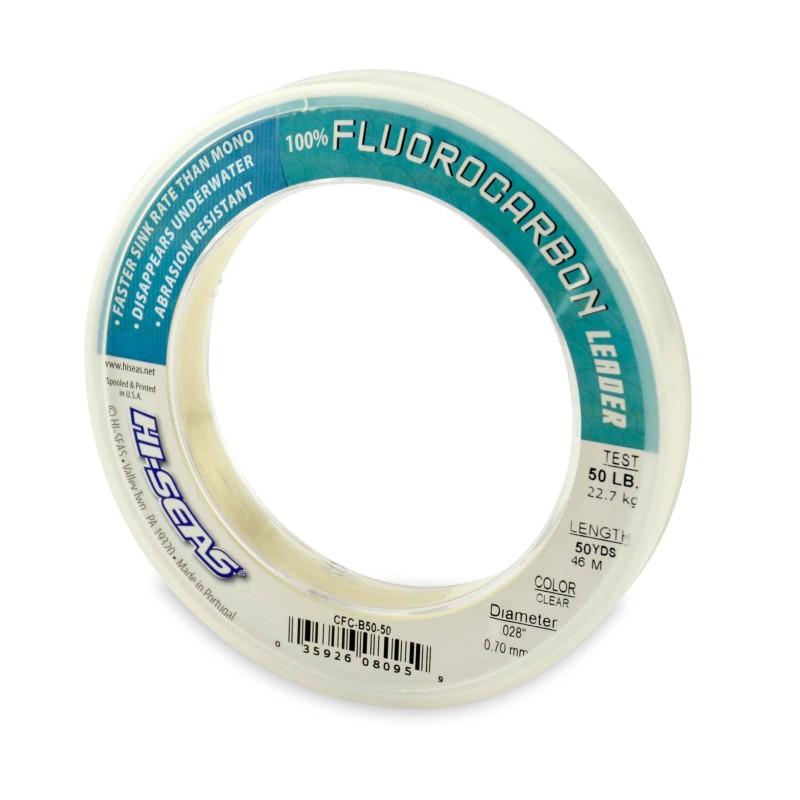 Fluorocarbono HI-SEAS 0.70 mm