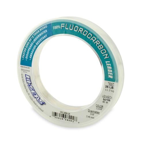 Fluorocarbon Leader, 25 lb