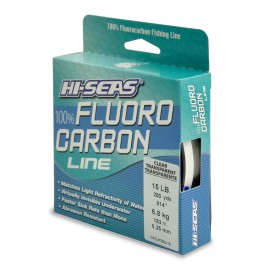 Fluorocarbono HI-SEAS 0.40 mm