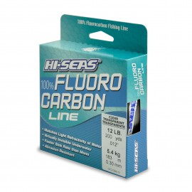 Fluorocarbono HI-SEAS 0.35 mm