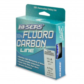Fluorocarbono HI-SEAS 0.33 mm