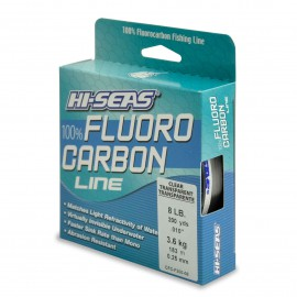 Fluorocarbono HI-SEAS 0.31 mm