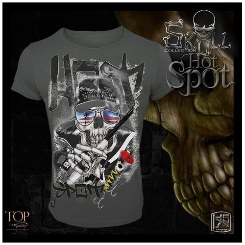 T-shirt HotSpot HOT SPOT Size M