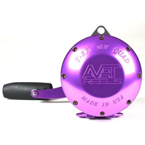 Avet Reels TR-X 50W RH-PURPLE 2-SPEED