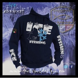 Sweat HotSpot Desing ICE FISHING Size M