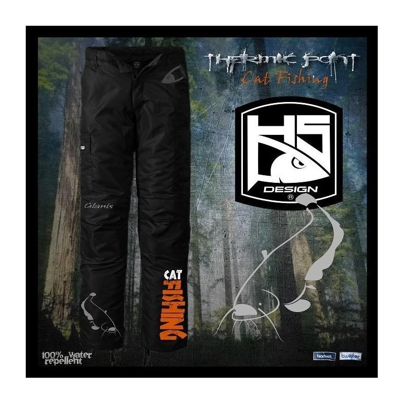 Thermic Fishing trousers HotSpot Desing CATFISHING Size M