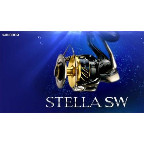 Carrete Shimano STELLA SW 5000 PG