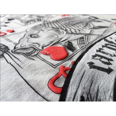 T-shirt HotSpot THE KING OF CARPFISHING Size M