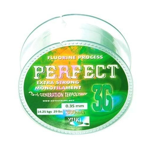 Mono filamento PERFECT 3G YUKI 0.28 150 m.