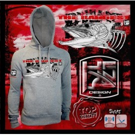 Sweat HotSpot Desing PIKE THE BADDEST Size M