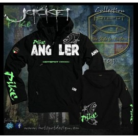 Jacket HotSpot Desing ANGLER PIKE Size M