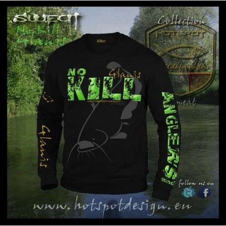 Sweat HotSpot Desing NO KILL GLANIS Size M