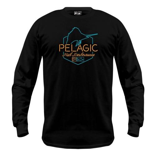 Camiseta de pesca PELAGIC OPEN LATE LS TEE Talla XL