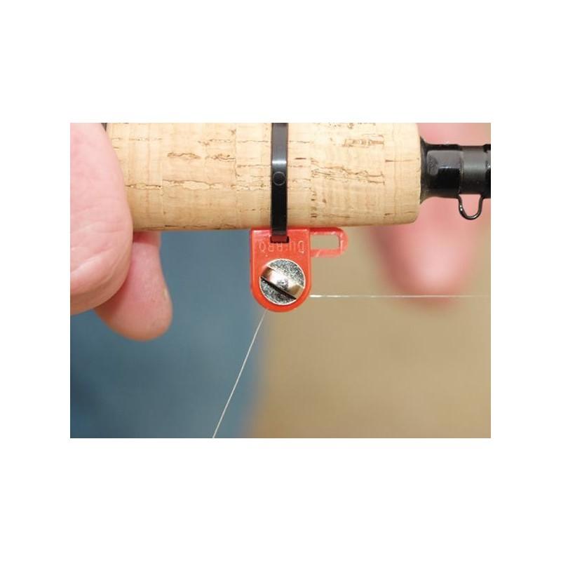 Pinza de pesca para cebo natural