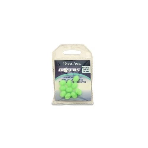Perla limunosa pequeña HI-SEAS 2.4 mm.