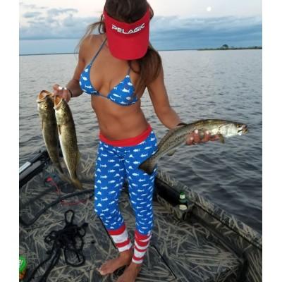 Leggings de pesca OCEANFLEX ACTIVE LEGGING Talla M