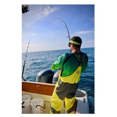 Pantalón de pesca PELAGIC STORMBREAKER BIB Talla S