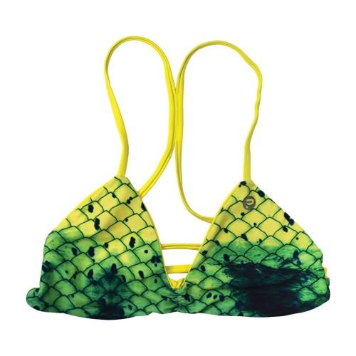 Bikini PELAGIC LAHAINA REVERSIBLE BIKINI TOP - DORADO Talla S